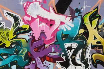 Papiers peints Graffiti Tag