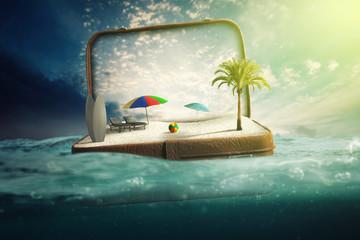 Swimming Case