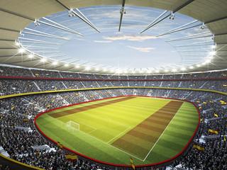 Wall Mural - Stadion Spanien