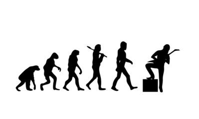 Evolution Guitar 3