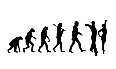 Evolution Latin Pair Dance
