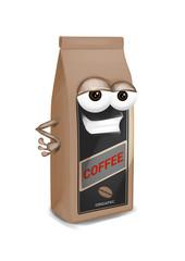 Cool coffee pack
