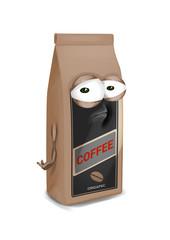 Sad coffee