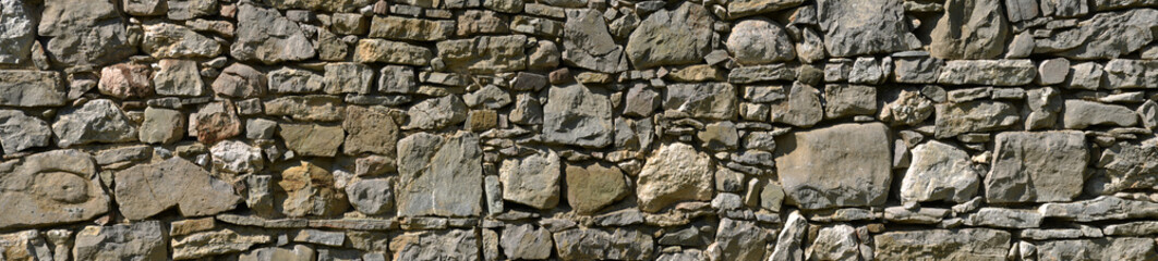 Kamienny mur 12