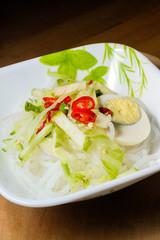Penang Laksa - Spicy Malaysia Dish
