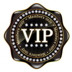 VIP フレーム メダル