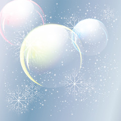 Vector Christmas background for decoration and design