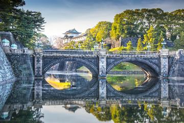 Foto auf AluDibond Tokio Imperial Palace Japan