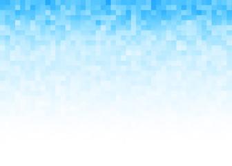 Fotobehang - Abstract gradient pixel background