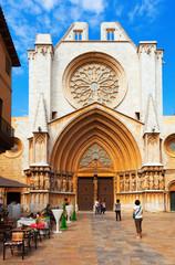 Tarragona Cathedral. Spain