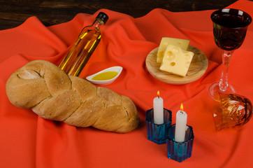 Festive challah