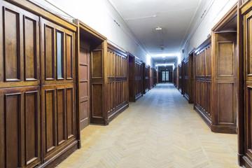 Doors to an optical laboratory