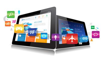 Vector Tablet App