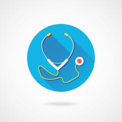 Vector Stethoscope Icon