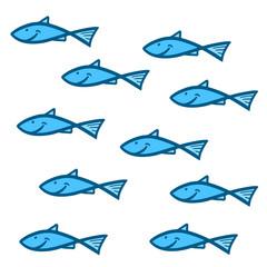 Group fish