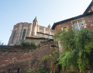 Albi (France), cathedral