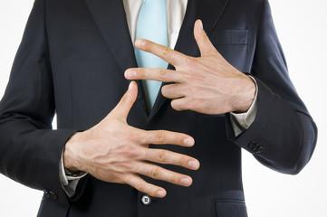 finger eight