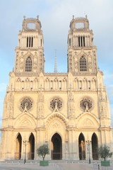 Cathédrale Sainte-Croix. Orléans.