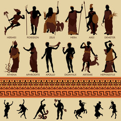 All 12 Greek Gods and Ancient Mythology