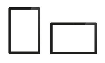 Tablets Bildschirm Display