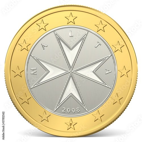 Ein Euro Münze Rückseite Stockfotos Und Lizenzfreie Bilder Auf