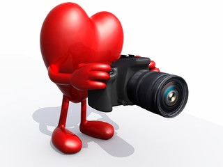 big heart photographer