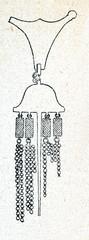 Ancient jewelry (7.-10. century, Kurzeme, Latvia)