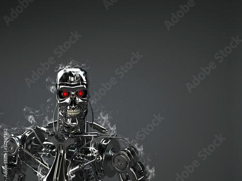 Машина робот графика без смс