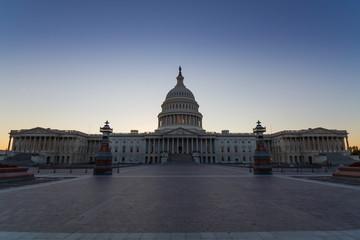 US Capital building, Washington DC, USA