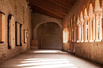 Colonnade, Church of San Zeno, Verona