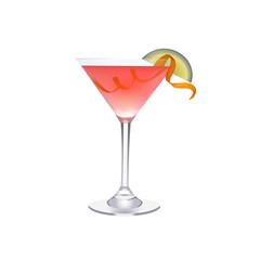 коктейль с лимончиком