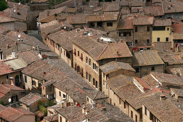 Roofs in Italy