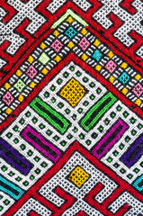 Moroccan Pillow Detail