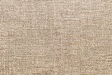 Background texture of brown canvas