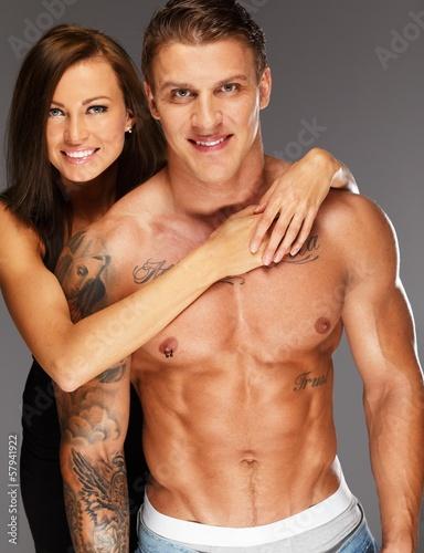 фото женщин с голым торсом