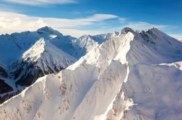 壁紙(ウォールミューラル) - mountain landscape