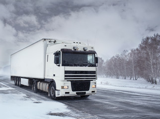 freight transportation by truck