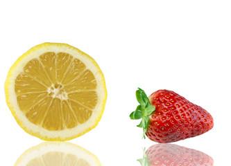 Limone e Fragola