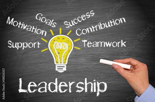 principle of business leadership teamwork