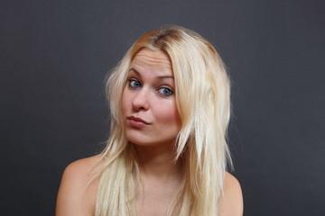 Blondportret - 2