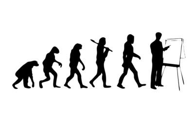 Evolution Coach Man Business