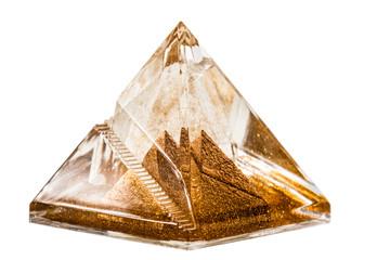 snowdome pyramid