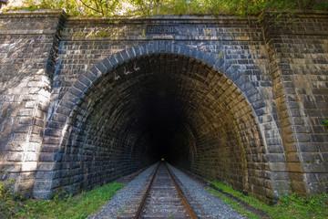 The Circum-Baikal Railway Tunnel