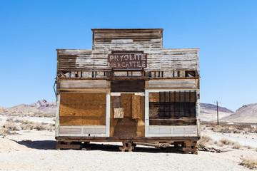 Fotoväggar - Rhyolite Ghost Town