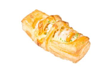 chicken sausage bread