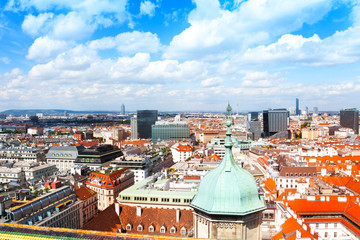 View from St. Stephen's Cathedral