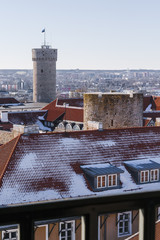 Wall Mural - Toompea castle tower