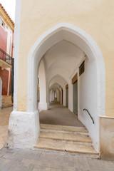Ciutadella Menorca Ses Voltes arches Ciudadela