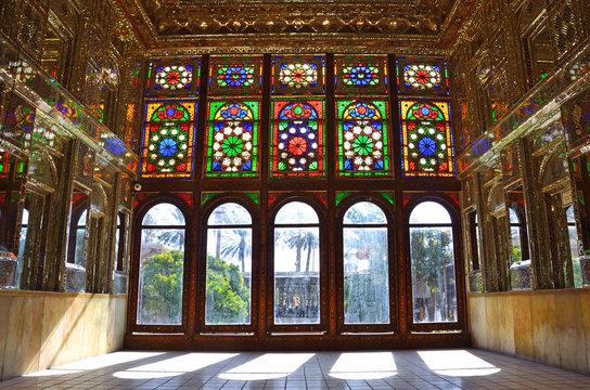 Zinat-ol Molk Mansion in Shiraz,Iran
