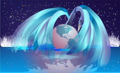narodziny Ziemi,